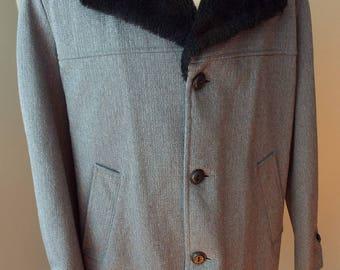 Vintage Men's Coat by John Blair Classic