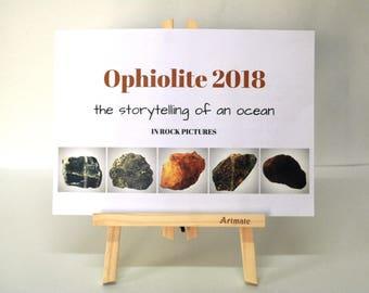 Ophiolite Calendar 2018