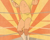 Hulk Hogan Print
