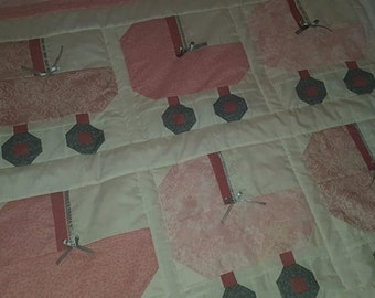 Handmade Baby Buggy Quilt