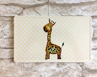 Breakfast Board Giraffe