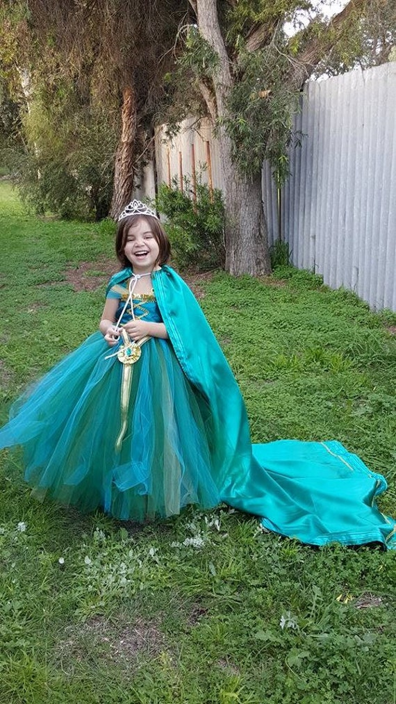 Princess Merida Tutu Dress