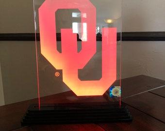OU LED sign