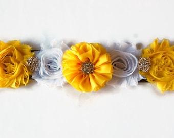 Maternity sash, Yellow Maternity sash, Pregnancy sash, mom to be, Yellow sash, Pregnancy belt neutral, Pregnancy belt, Gender neutral sash