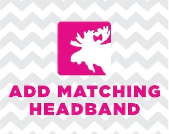 Add Matching Headband