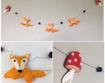 Fox Garland