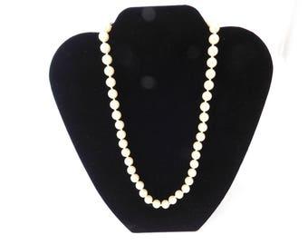 Vintage Avon Faux Pearl Necklace