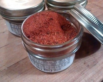 Pit Barbecue Dry Rub