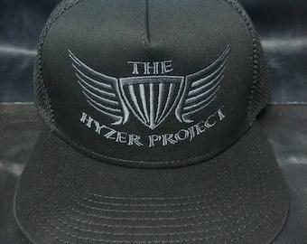The Hyzer Project Disc Golf Trucker Mesh Back Hats