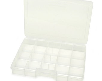 Deluxe Bead Organizer 17 Compartments