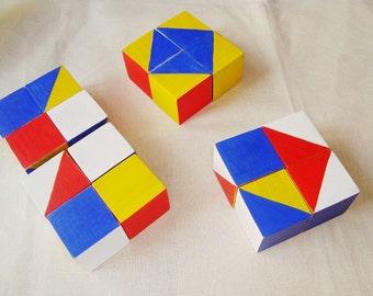 16 blocks + Tasks patterns. Wooden blocks. Wooden building blocks. Wood blocks.