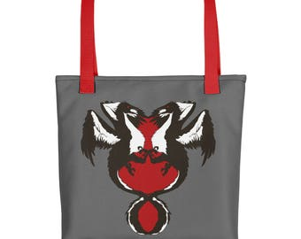 Archaeopteryx Tangle Tote bag