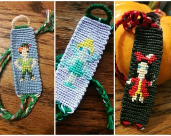 Peter Pan String bracelets