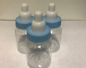 Blue Baby Bottles 12 Pack