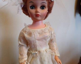 50's Bride doll