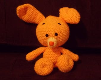 Baby rabbit crochet