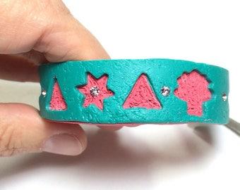 Tree of Life Bracelet, BOHO, Cuff Bracelet, Leather bracelet, suede bracelet