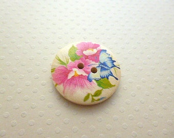 Button flowers 30mm - BCB30 0798