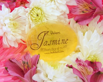 Jasmine Soap from the Flower Garden