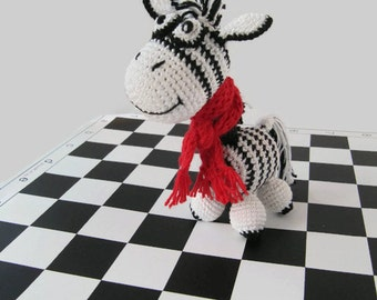 baby birthday gift infant crochet toy rattle baby toys cute horse eco friendly kids gifts child tactile toys baby rattles Zebra sensory toys