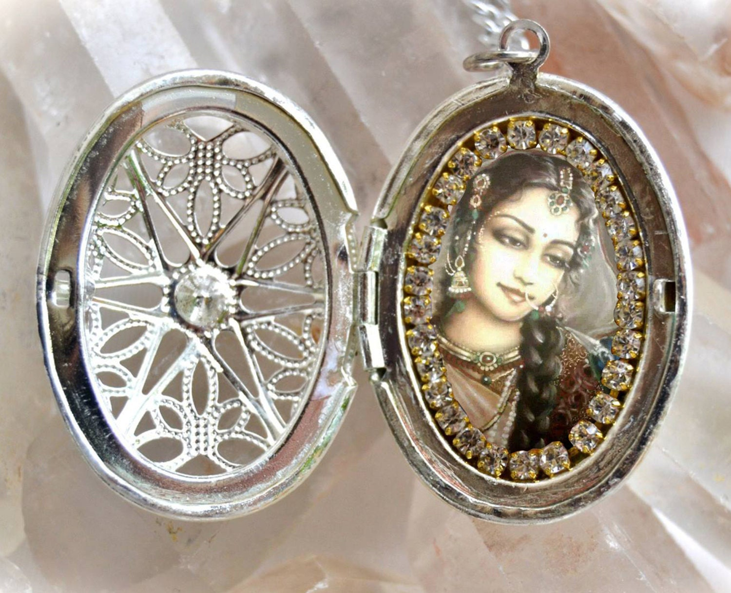 product by res message locket initial a an lockets kimberley unique truly personal selwood is this gift with low hidden and