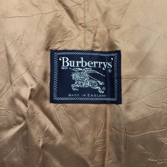 BURBERRYS Best Authentic Trench in 156 Offer Tartan England Liner Ladies 90s Made 5rrEq