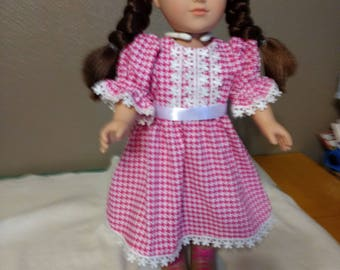 """Doll dress for 18"""" doll"""