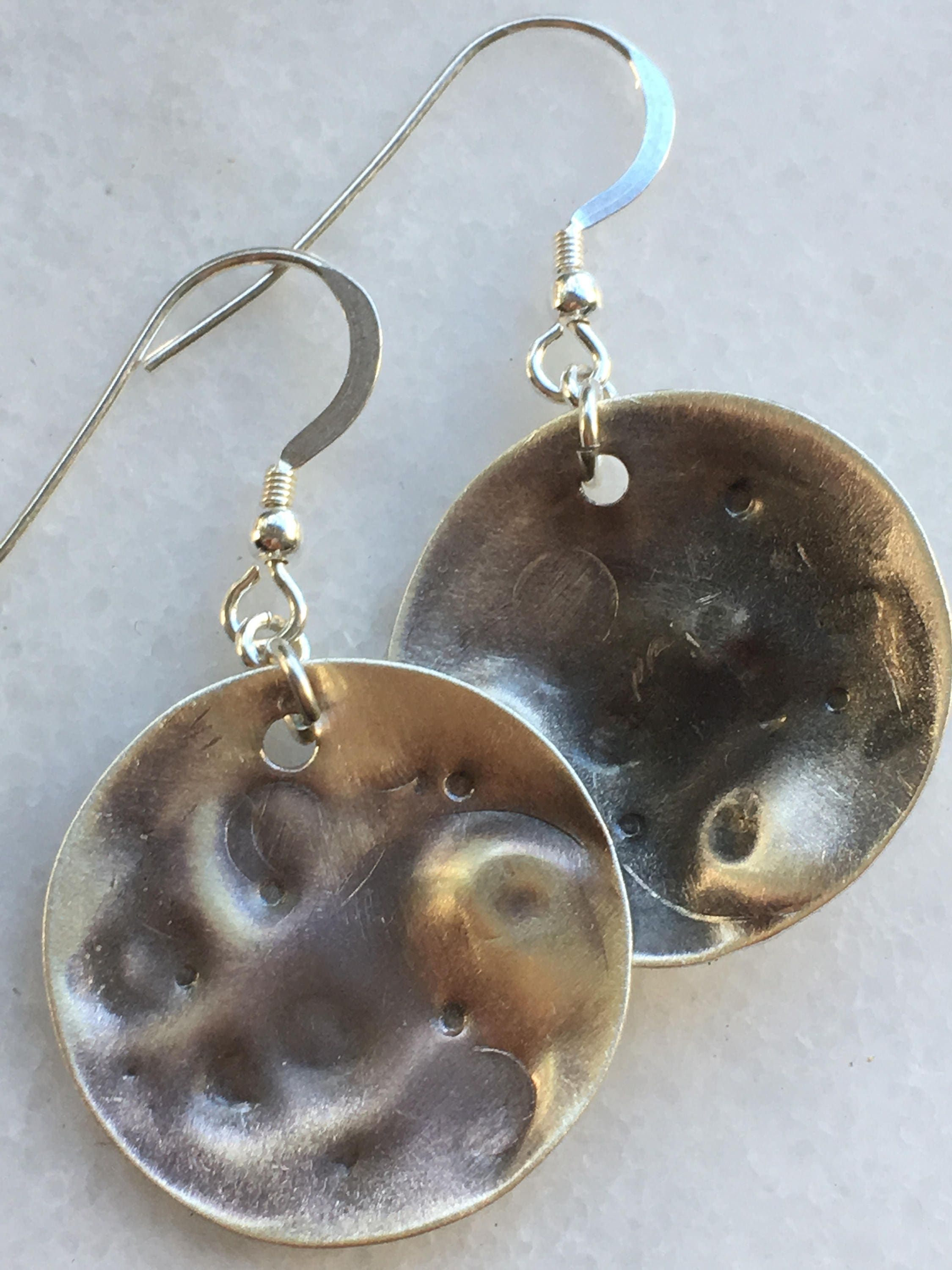 craig earrings bronze summer products moon crystal pearl harvest