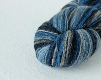 pure Gradient yarn in Sport weight - cozy gradient wool