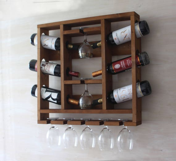 wine trio diy dremel a hanging make htm rack dzine home
