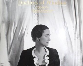 The Jewels of the Duchess of Windsor: Geneva, Switzerland - Sotheby's catalog, original ticket and price list