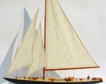 "24"" Rainbow Sailing Boat Model"