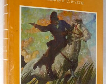 Michael Strogoff Jules Verne with. N.C. Wyeth Illustrations 1955 Reprint Edition Hard Cover HC Dust Jacket DJ