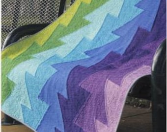 Pattern by Jaybird Quilts: Northern Lights