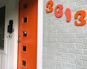 House Address Numbers (4 QTY)
