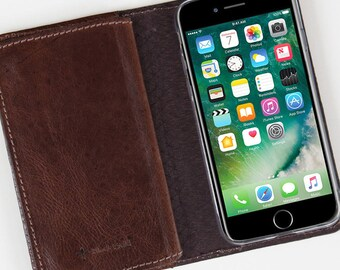 Cell Phone Wallet - iPhone