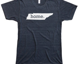 Homeland Tees Men's Tennessee Home T-Shirt