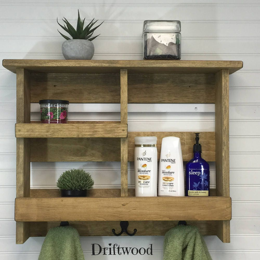 Bathroom Shelf | Rustic Bathroom Shelf | Bathroom Organizer | Rustic on tools for bathroom, clock for bathroom, cabinet for bathroom, toilet paper holder for bathroom, bookshelves for bathroom, table for bathroom, wall shelf bedroom, wire basket for bathroom, vanity for bathroom, wall shelf furniture, bowl for bathroom, storage for bathroom, stool for bathroom, paint for bathroom, lamp for bathroom, wall shelf bar, white for bathroom, towel bar for bathroom, art for bathroom, floating shelves for bathroom,