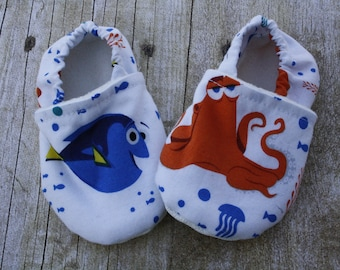 Stay On Shoes, 6-9 Month Size
