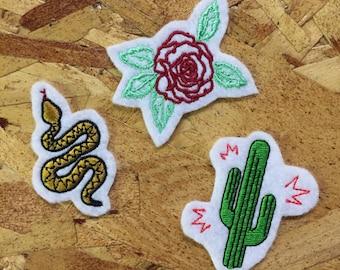 Desert Patches