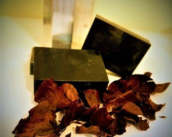 Charcoal & Eucalyptus facial soap