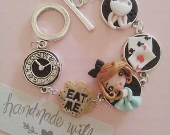Alice/Alice bracelet bracelet (Disney)