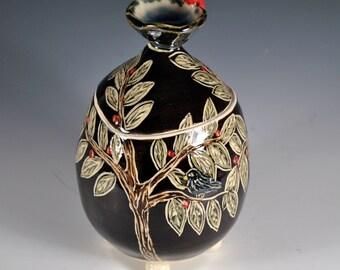 Handmade Pet Urn, Cremation Urn, Memory box, Vessel