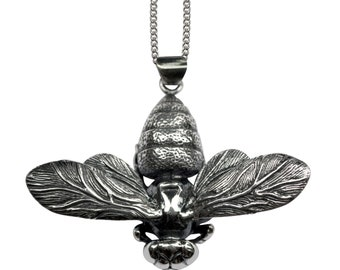 Bee Necklace Insect