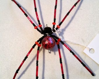 Red Marble Spider