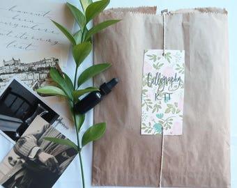 Pointed-Pen Modern Calligraphy Starter Kit