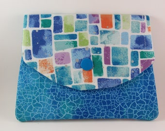 Small Womens Wallet, Fabric Womens Wallet, Bridesmaid Wallet, Credit Card Holder, Gift for Her Under 20