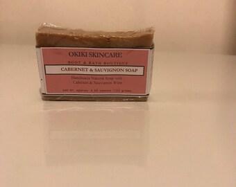 Cabernet & Sauvignon Soap