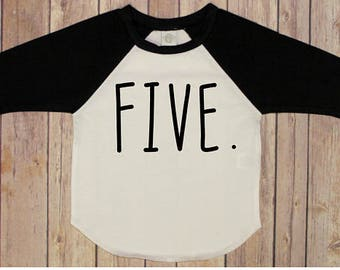 Boys Fifth Birthday Shirt,Boys Fifth Birthday, 5th Birthday Shirt; Boys 5th Birthday, Five, Five Birthday Shirt, Five Birthday Shirt,