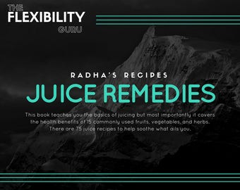 Radha's Recipes: Juice Remedies